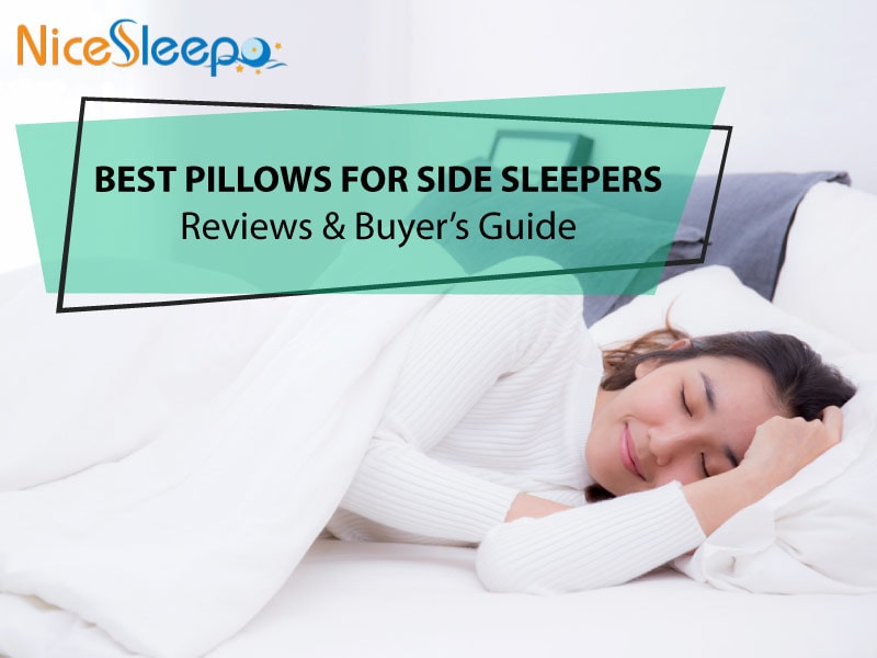 The 10 Best Pillows For Side Sleepers 2019 Reviews Buyer S Guide