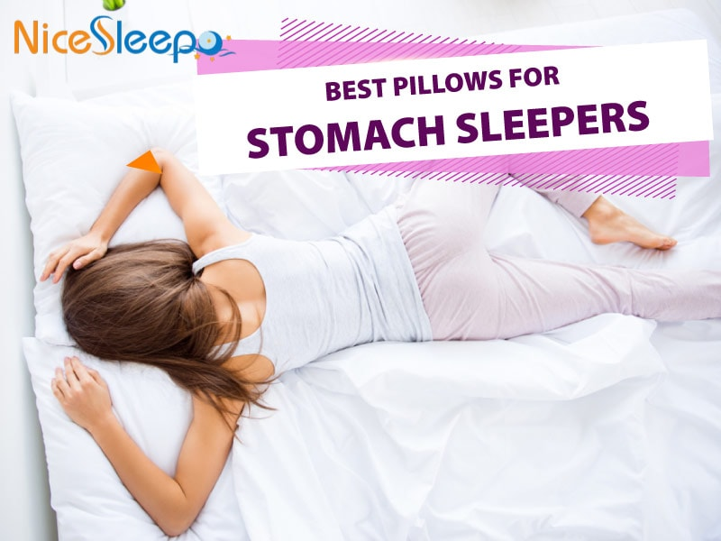 Best Pillows For Stomach Sleepers 2019 Top Picks Amp Reviews