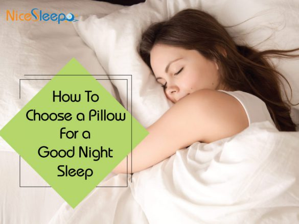 How To Choose A Pillow